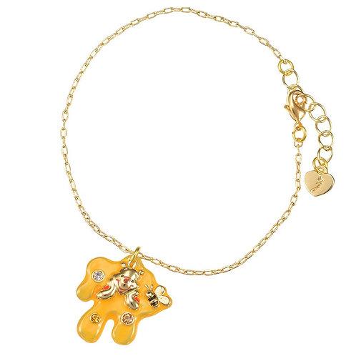 Bracelet series : Winnie The Pooh in Hunny Dream Bracelet