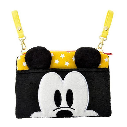 Coin & Card Pouch Collection :  Mickey Star Pouch Holder