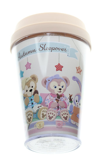 Water Flask Collection - Japan Disneysea  Duffy and Friends Autumn Dream Star