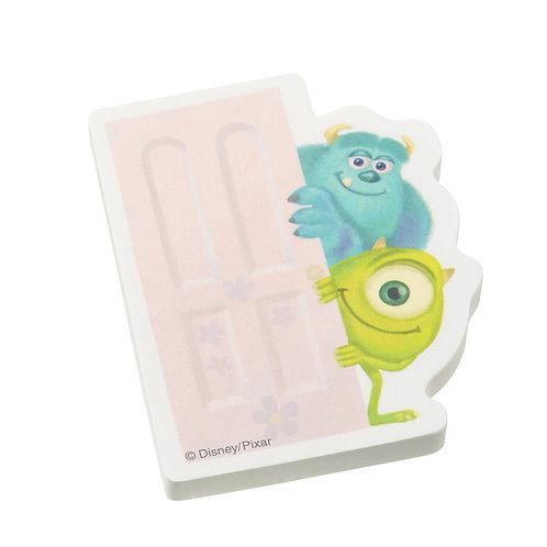 Sticky Pad Series: Monster INC memo