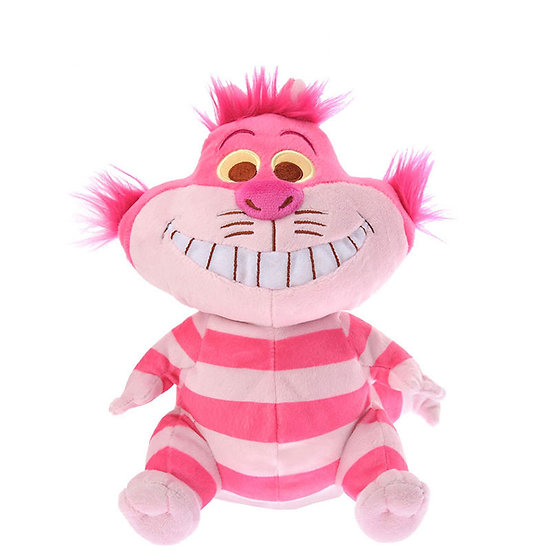 Plushie Series : Curious garden Cheshire Cat