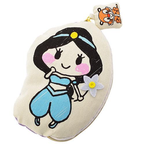 Coin Pouch Collection : Aladdin Jasmine Graffiti purse