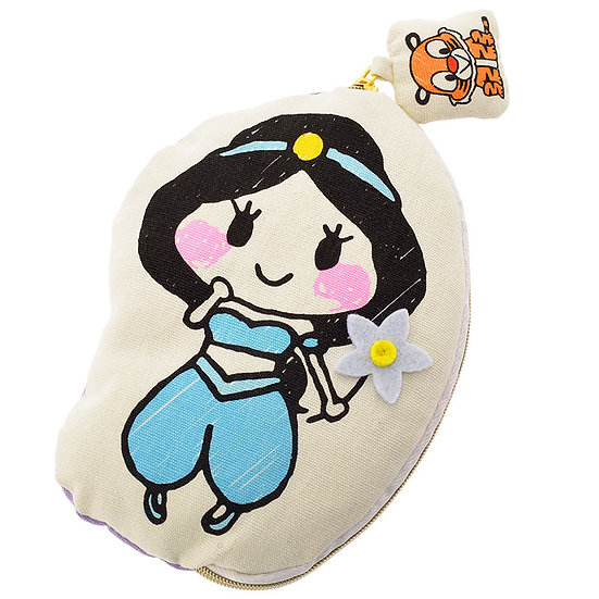 Coin Pouch Collection : Aladdin Jasmine Graffiti purse