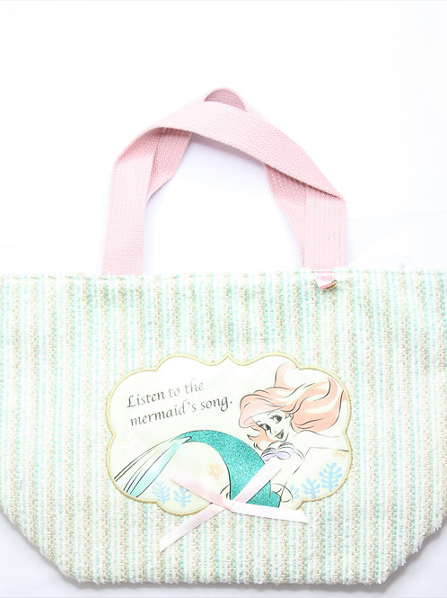 Hand Bag Collection - Little Mermaid listen to the mermaid song Lunchbox Bag