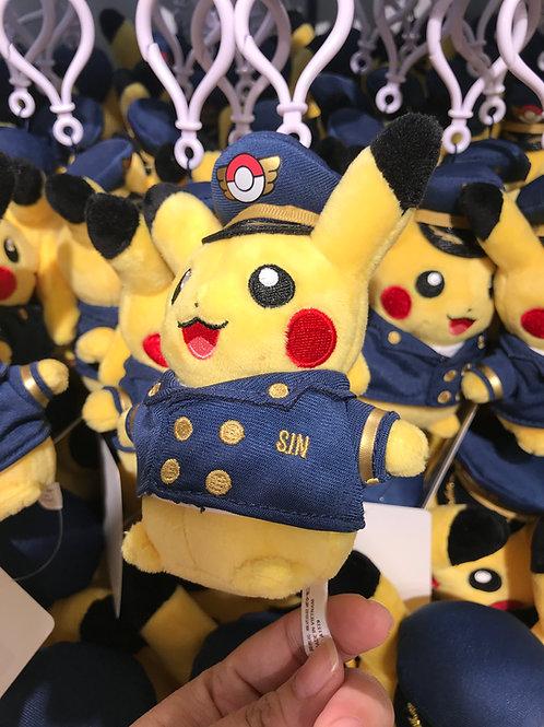 Pokemon [PO]- - Singapore Exclusive Jewel Changi Airport Pikachu - Pilot