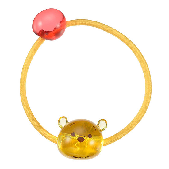Elastics Decoration Series : Tsum Tsum Candy Winnie The Pooh Hair Bobbles