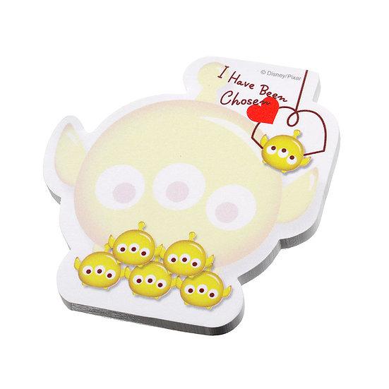 Sticky Pad Series : Tsum Tsum Valentine Fever Alien Love Memo Pad