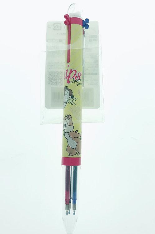 Hi-Tech C Coleto Series - Chip & Dale Supermarket  Hi-Tech C Coleto 3 Color Pen