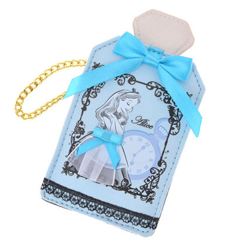 Card Case Collection :  Alice in Wonderland Perfume bottle card case