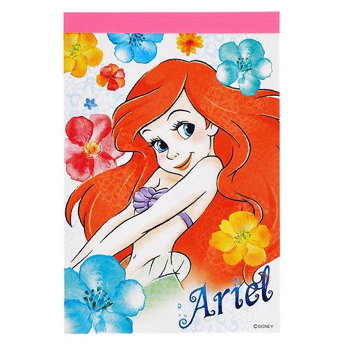A6 memo Princess Memo pad