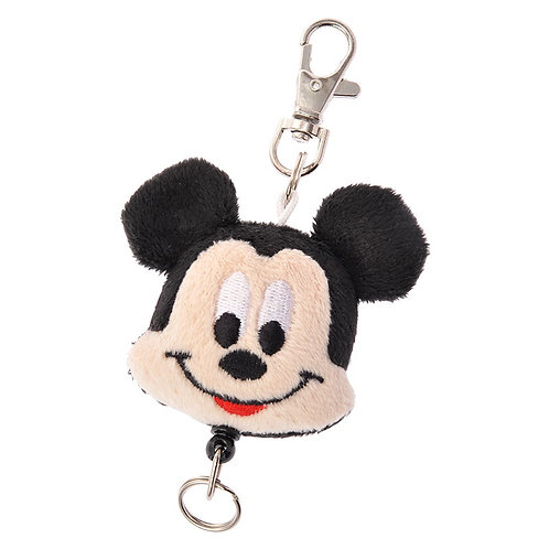 Lobster clasp keychain collection - Keychain key chain reel with Mickey