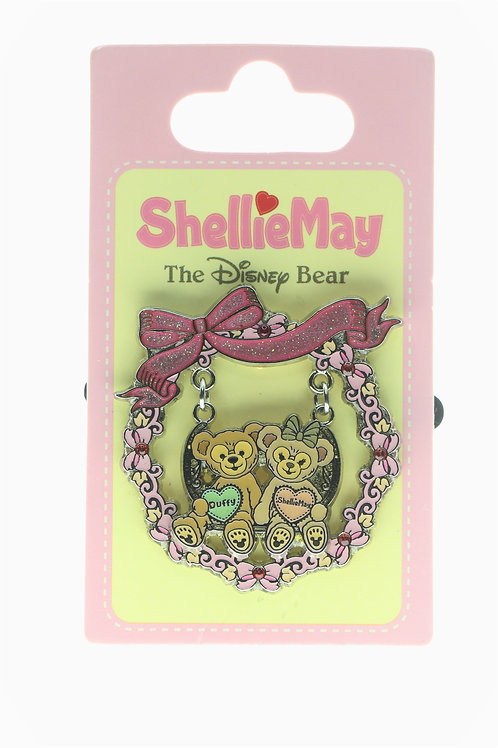 Badge Pin Collection - Duffy and Shellie May in the Flower Ring Badge