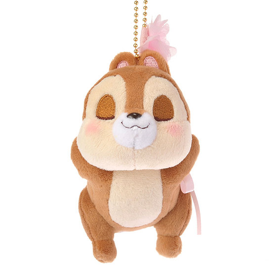 Plushie Keychain Collection - SPRING FOREST series Chip plushie Keychain
