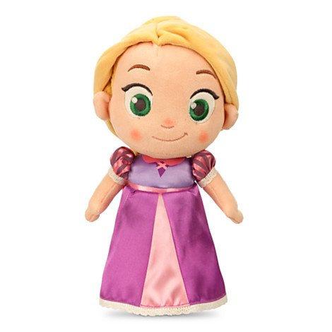 Plushie Collection : Disneystore Rapunzel Doll Plushie