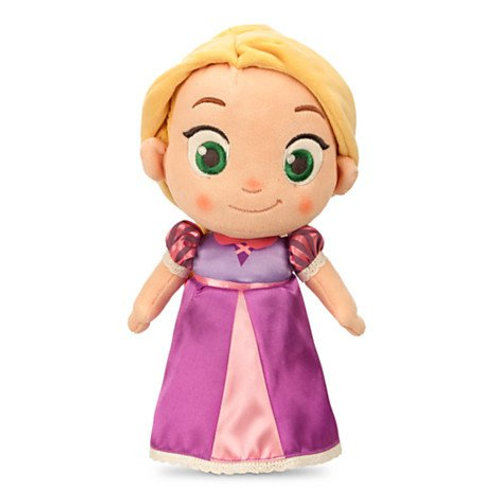 Plushie Collection : Disneystore Rapunzel Doll Plushie