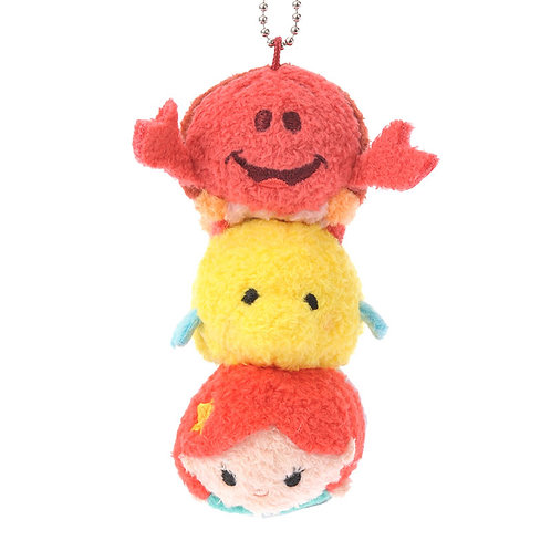 Tsum Tsum Stack Stack- The Little Mermaid
