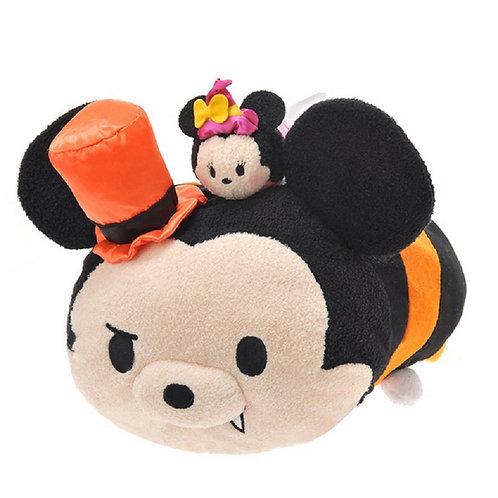 Halloween Tsum Tsum M size : Mickey & Minnie