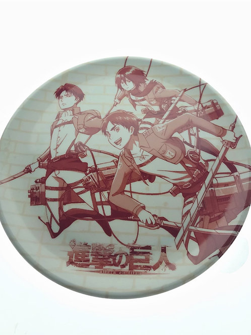 Tableware Collection - 進撃の巨人 / Attack on Titan Collection Plate