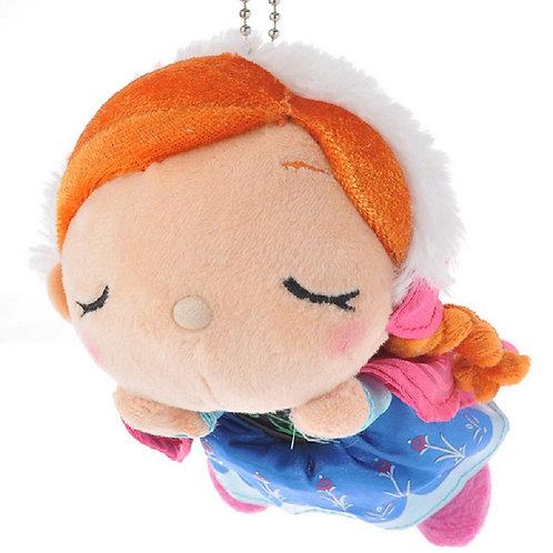 Plushie Keychain Series : Frozen - Anna Sleeping plushie