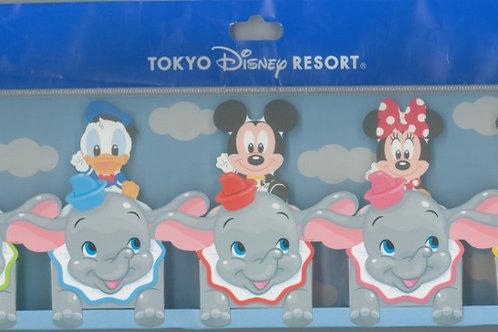 Tokyo Disney Exclusive : Mickey & Friends Disneyland fun!  Memo Pad