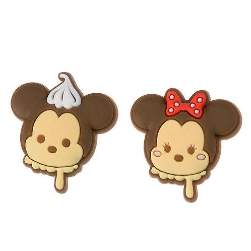 Mobile & Camera Accessories - Earphone accessories Tsum Tsum Mickey & Minnie