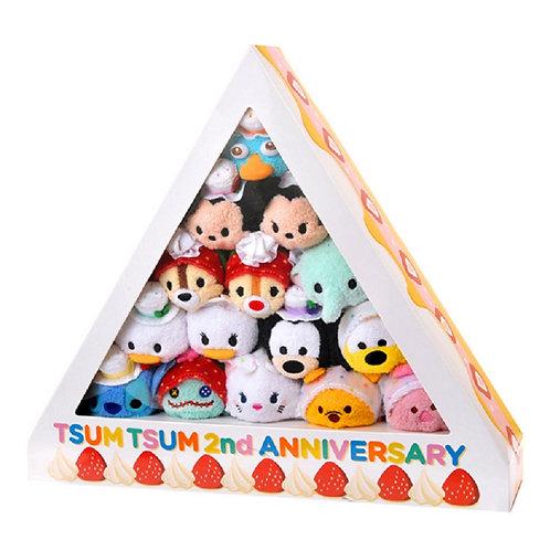 2nd Anniversary S size Tsum Tsum Cake set