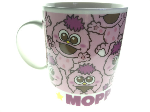 Mug Collection Homeware - Osaka Universal Studio Sesame Street Moppy Pink Mug