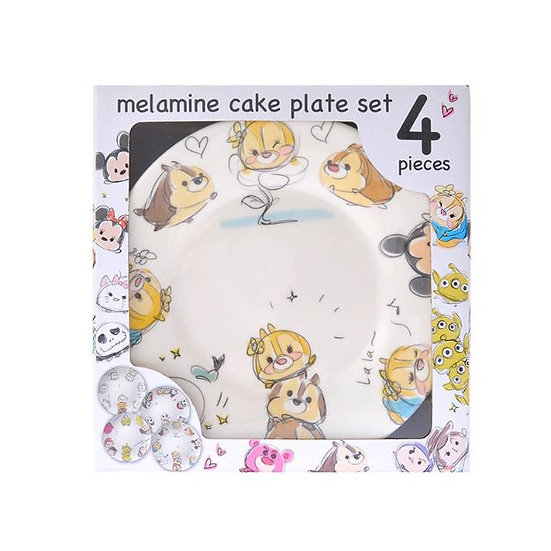 Kitchen Homeware - TSUM TSUM Drawing Sketch Plate Collection