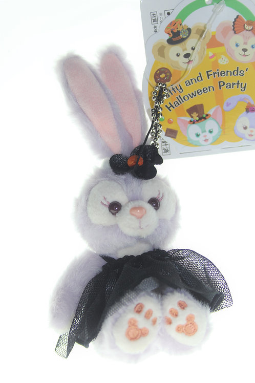 Duffy & Friend Collection - Stella Lou Halloween Classic Plushie Keychain