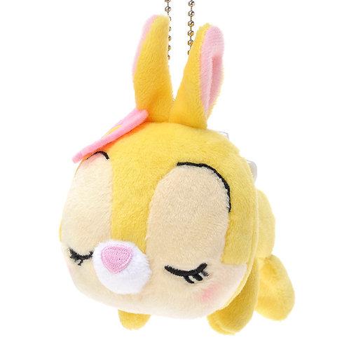 Plushie Keychain Series: Sleeping - Miss Bunny