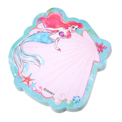 Sticky Pad Series: Litte Mermaid , Ariel Shell