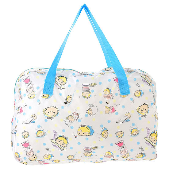 Foldable Duffel Bag Collection : Tsum Tsum Alice in Wonderland Duffel Bag