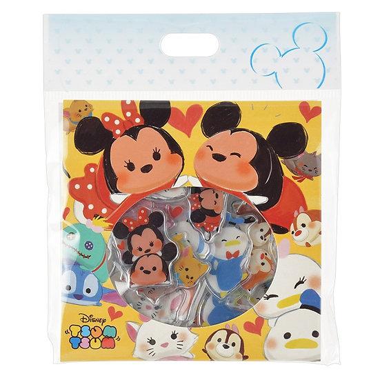 Sticker Pack Collection - Tsum Tsum Friendship sticker pack set