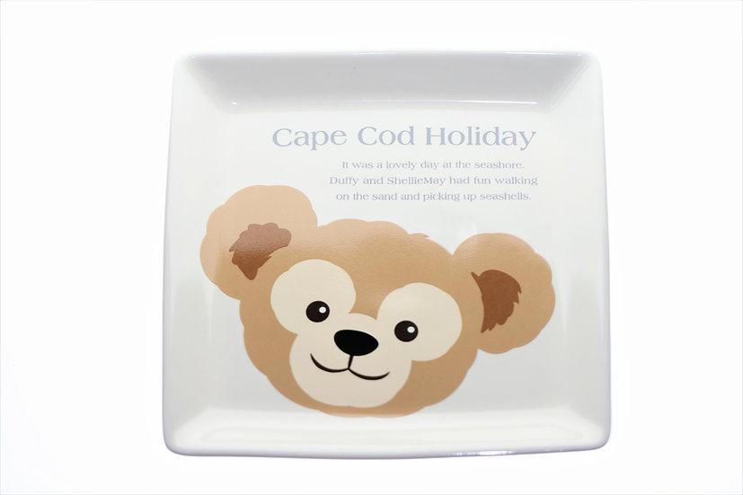 Tableware Collection - Japan DisneySea Duffy Dessert Plate