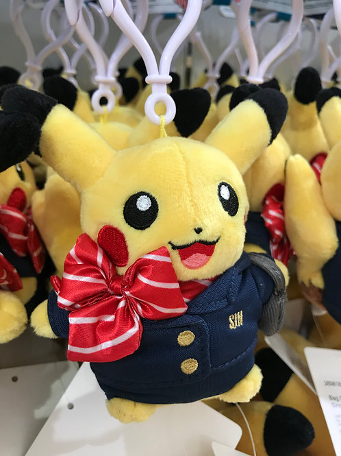 Pokemon [PO]- Singapore Exclusive Jewel Changi Airport Pikachu Air Stewardess