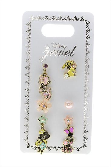 Earring Set Collection : Flower Summer Disney Dream Earring Set