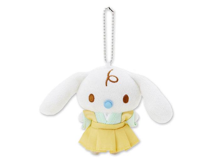 Plushie Keychain Series: Sanrio Puroland Exlcusive 15th anniversary Milk