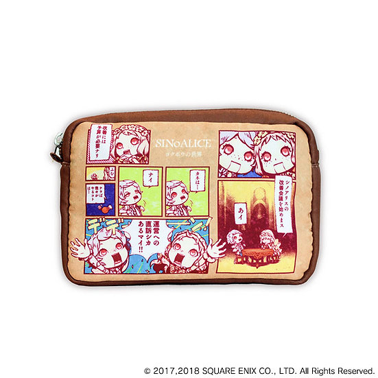 Make-up Pouch Collection- SinoAlice <Gisin Anki's Secret Meeting> makeup Pouch
