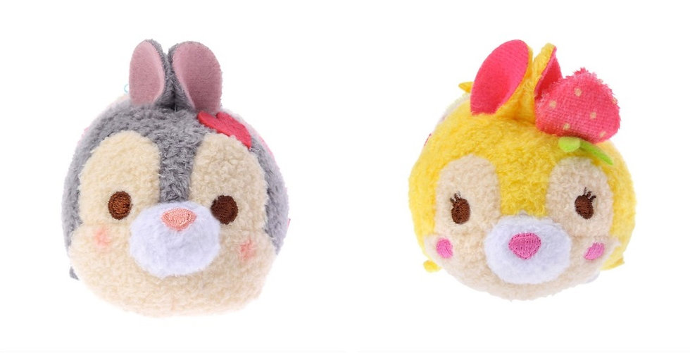 Valentine 2016 Tsum Tsum  - Thumper & Miss Bunny
