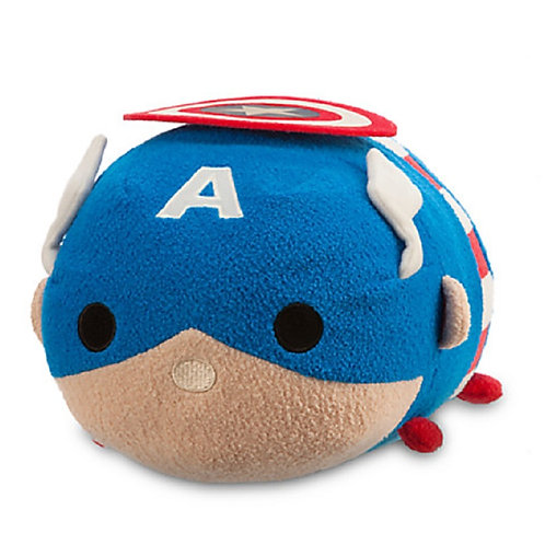 M size Tsum Tsum - USA Marvel Captain America
