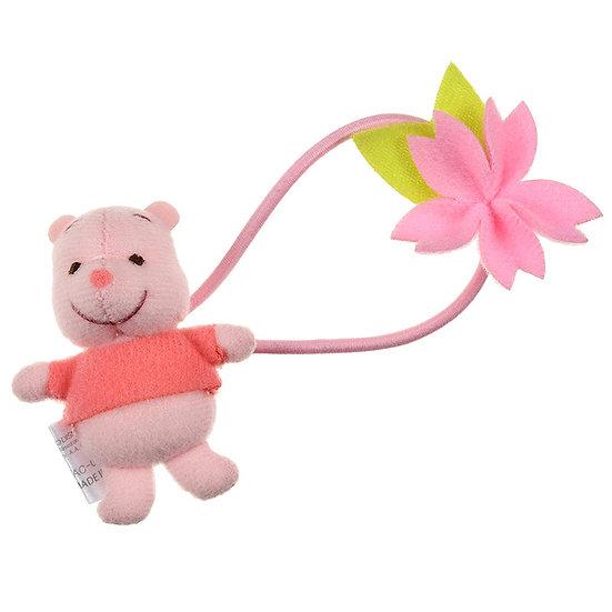 Elastics Collection- Winnie the Pooh Sakura 2020 Pony Hair Bobble