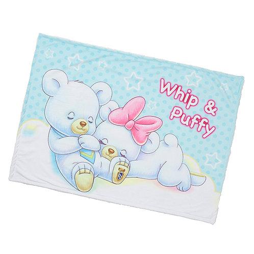 Towel Series - Unibearsity Whip & Puffy