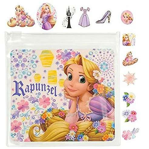 Sticker Pack Collection - Tangled Rapunzel Sticker sticker + pouch