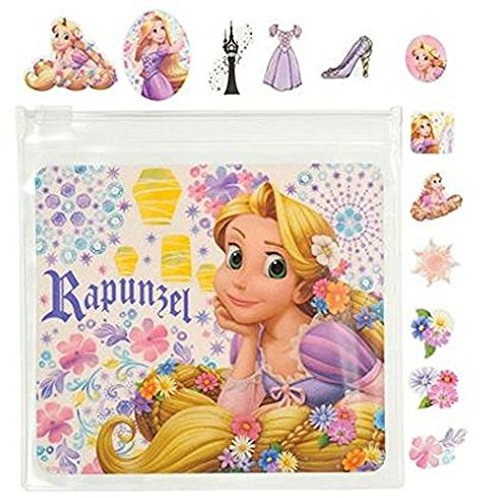 Sticker Pack Collection - Tangled Rapunzel Sticker sticker + pouch