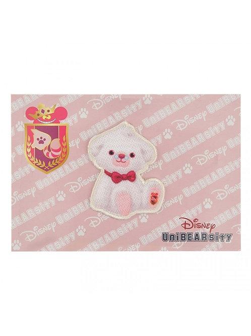 Embroidery DIY Sticker Collection - Alice In Wonderland Unibearsity White Rabbit