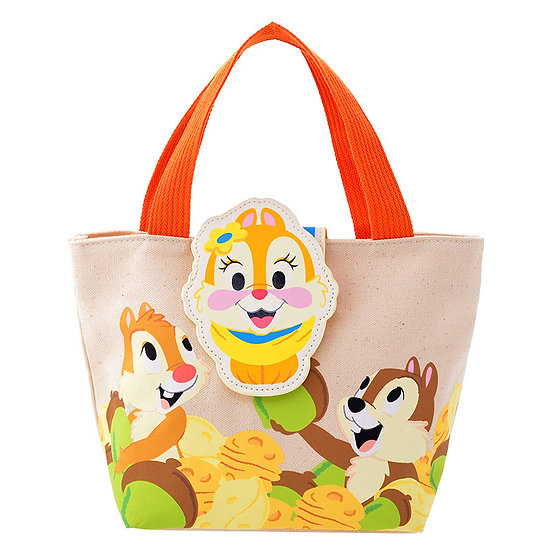 Bag Collection - Chip , Dale and Clarice Cheerful Fun Lunchbox Bag