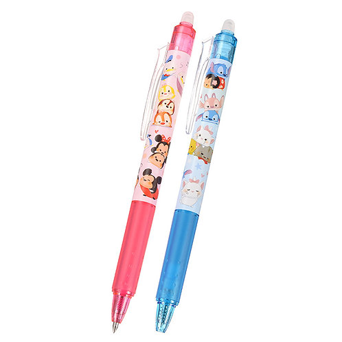 Frixion Series : Tsum Tsum Sweet friendship 0.5 Frixion Pen Set