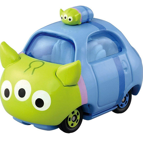 TOY Collection - Toy Story Alien 2 Tsum Tsum Tomica Car