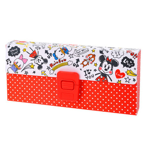 Pouch Collection - Graffiti Mickey & Friends Make up /  Pencil Case