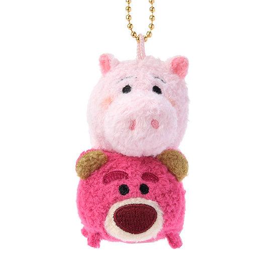 Tsum Tsum Stack Stack- Toy story : Hamm & Lotso